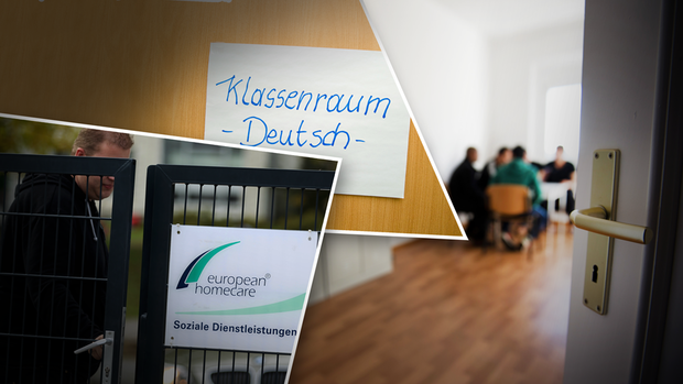 European Homecare in der Kritik? Quelle: dpa Picture-Alliance