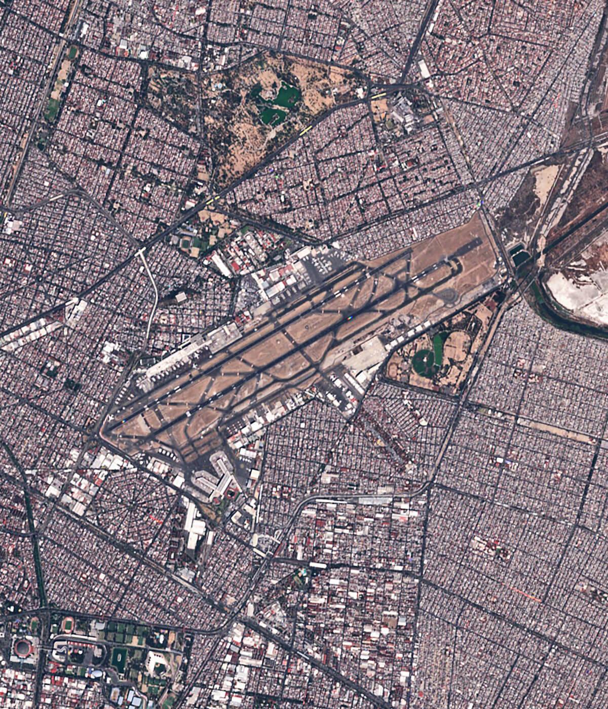 Flughafen Mexico City