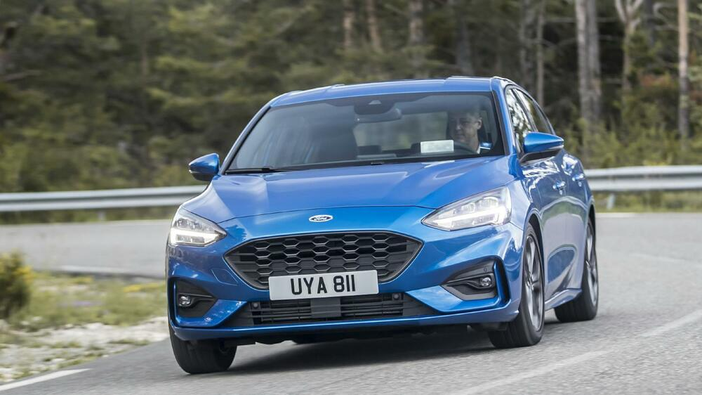 Ford Focus ST Quelle: Ford