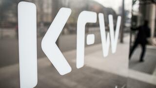 Förderbank: KfW muss weniger Geld am Kapitalmarkt aufnehmen