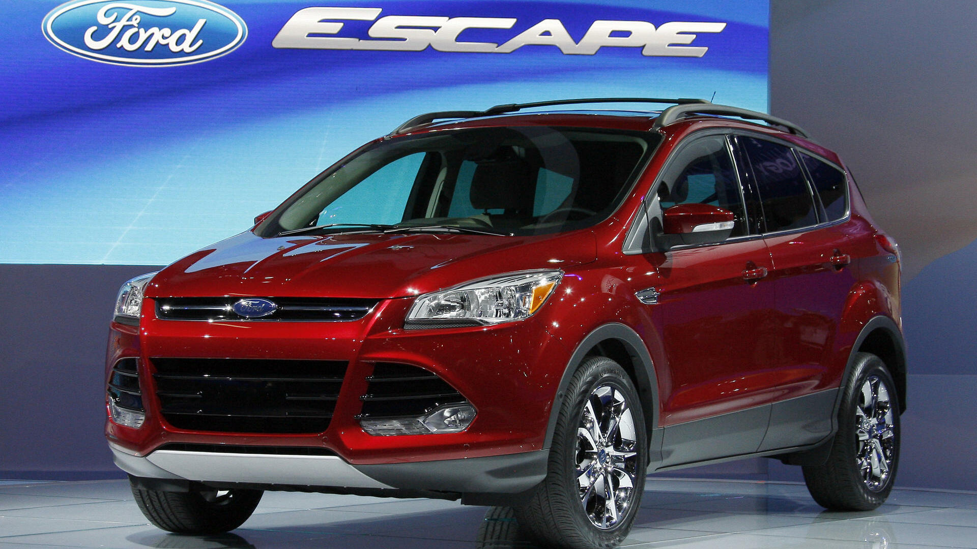 The 2012 Ford Escape Quelle: dapd