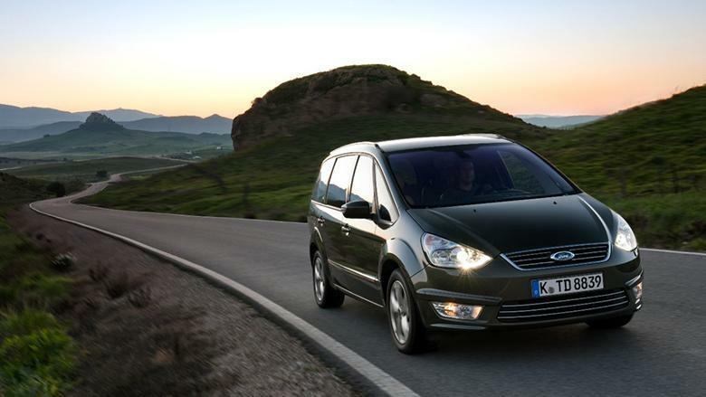 Ford Galaxy Quelle: Ford