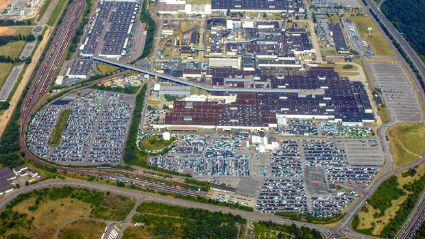 Gewerkschaft kämpft um Ford-Standort