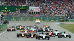 Formel 1: Liberty Media kauft Rennsportserie