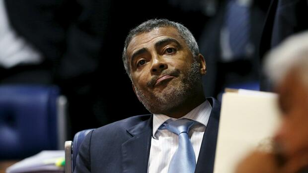 romario Quelle: REUTERS