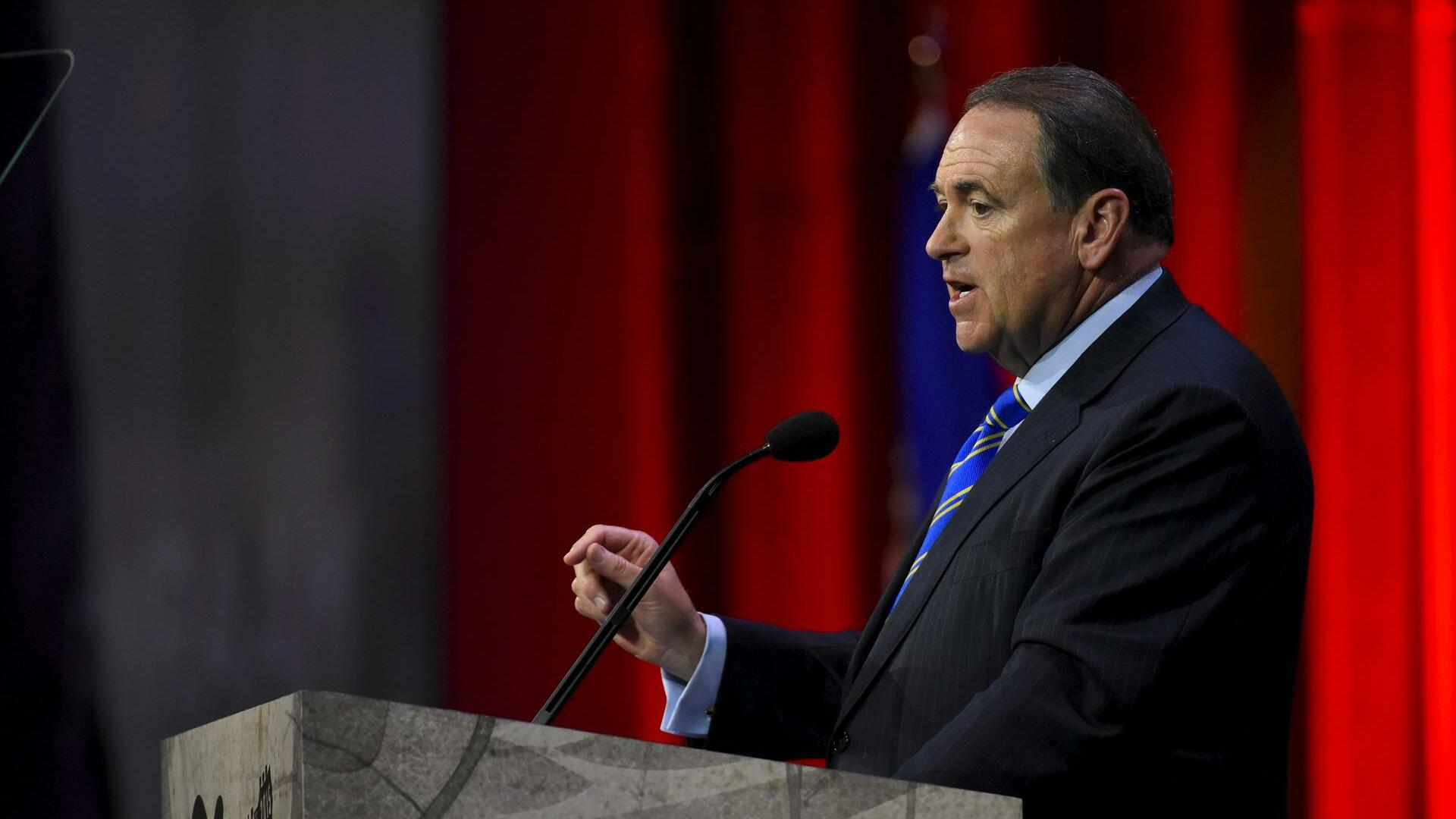 Mike Huckabee Quelle: REUTERS