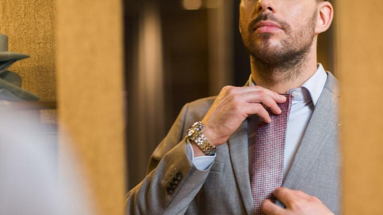 """Diese Fettnäpfchen lauern beim Schlips: """"Geschenkte Krawatten sind das größte Ärgernis"""""""