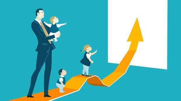 Mit Welcher Haltung Oberschichtkinder Leichter Karriere Machen