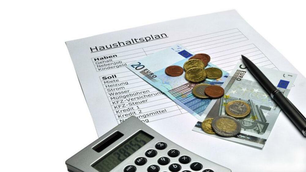 Sparkurs f r die haushaltskasse tipps zum sparen im alltag for Klassisches haushaltsbuch