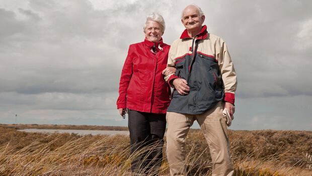Rentensystem: Niederländer bekommen mehr Rente als Gehalt Quelle: Fotolia
