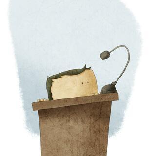 Die perfekte Rede: Sprechen Sie frei und vergessen Sie Perfektion