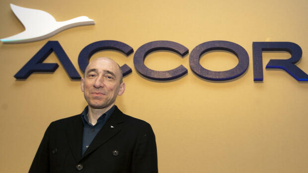 Accor-CEO Denis Hennequin Quelle: dapd