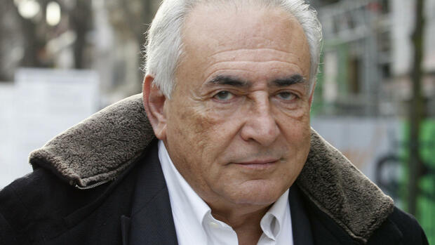 Dominique Strauss-Kahn Quelle: dapd