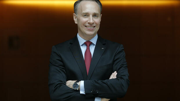 Thomas Buberl Quelle: REUTERS