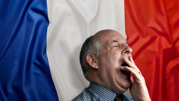 Franzose klischee Typisch französisch