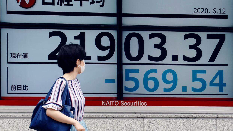 Tokioter Börse im Minus – Renditen der japanische Anleihen steigen ebenfalls