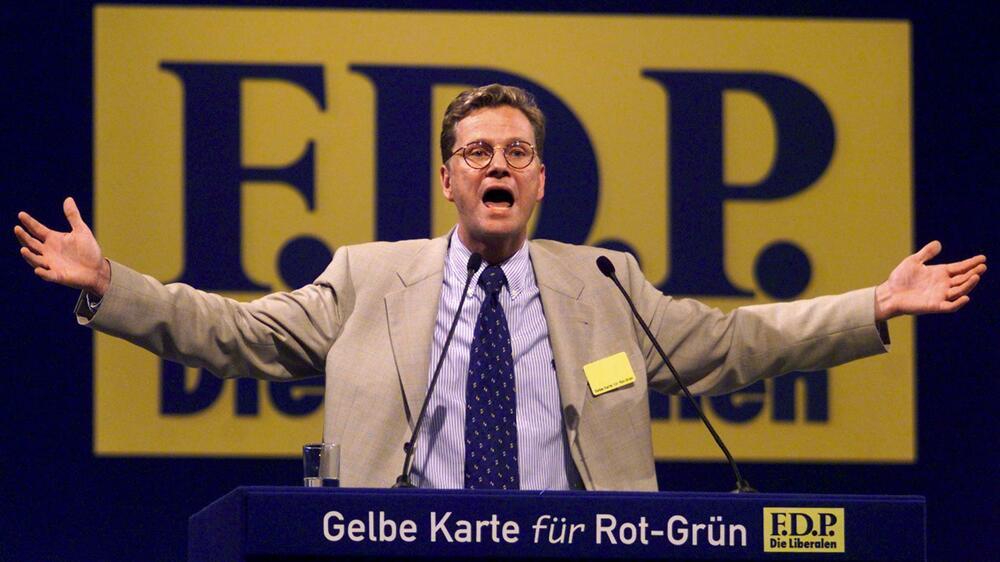 Guido Westerwelle Portal Rheinische Geschichte