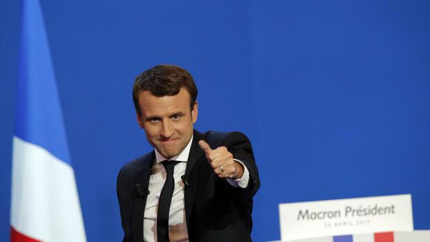 Wahl in Frankreich: Franzosen in Deutschland stimmen für Macron