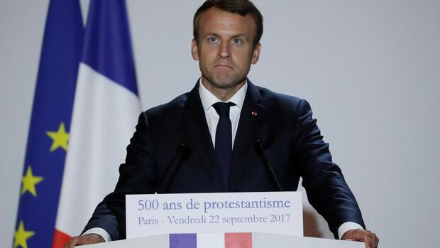 Wahlschlappe für Macron im französischen Senat