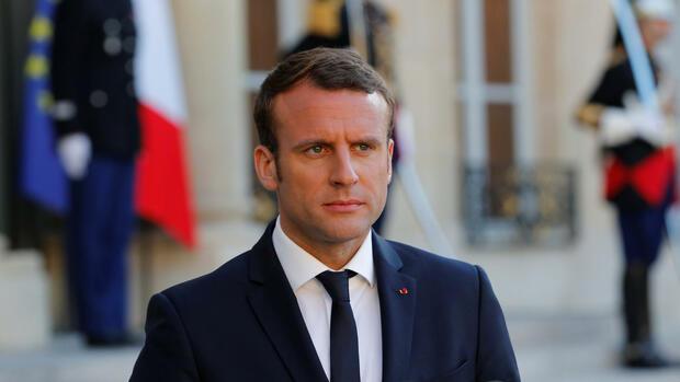 Frankreichs Präsident Macron will Ausnahmezustand verlängern