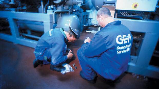 GEA Group Quelle: Pressebild