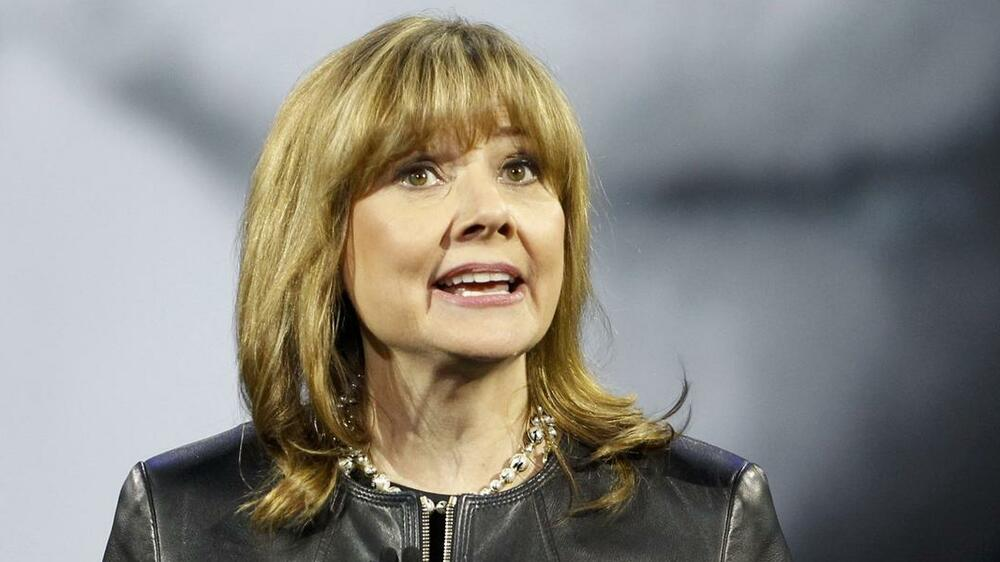 Mary Barra Quelle: REUTERS