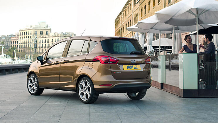 Ford B-Max-Ecoboost Quelle: PR