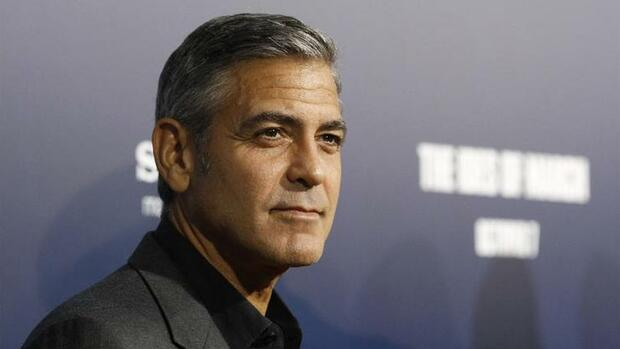 George Clooney Quelle: rtr