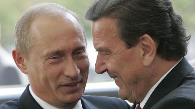 Bericht: Schröder könnte Aufsichtsratschef von Rosneft werden
