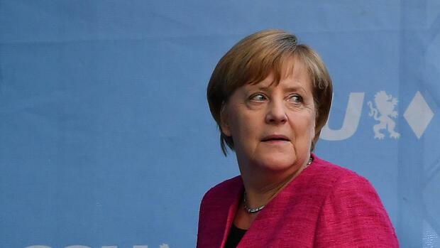 SPD schubst Merkel nach Jamaika