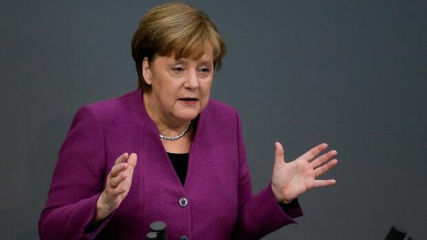 Merkel trifft vor EU-Gipfel europäische Kollegen in Brüssel