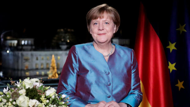 Angela-Merkel Quelle: REUTERS