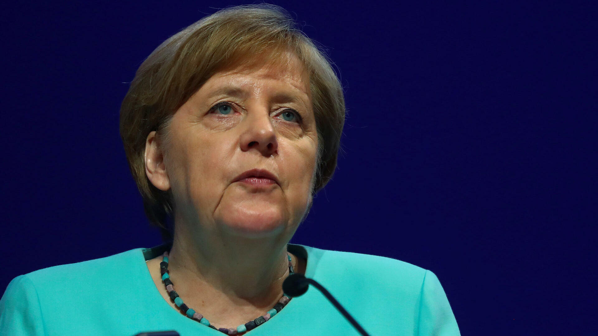 Angela Merkel Quelle: REUTERS