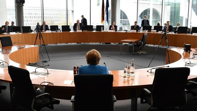 """++++ Liveblog ++++: Merkel im Wirecard-Ausschuss: """"Im Rückblick stellt sich die Sache anders dar"""""""