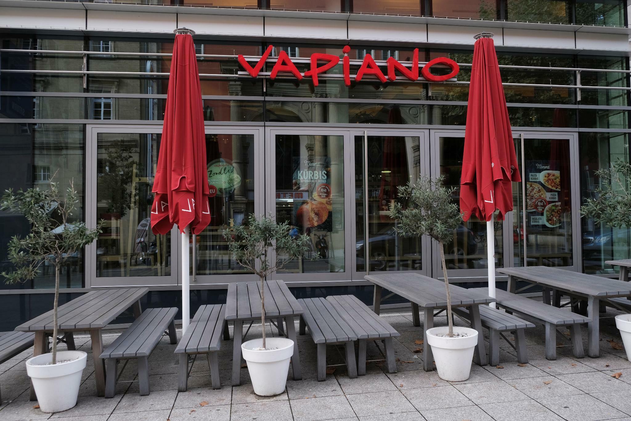 Vapiano: Restaurant-Kette schreibt tiefrote Zahlen