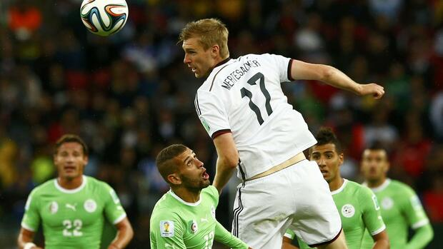 Per Mertesacker Quelle: REUTERS