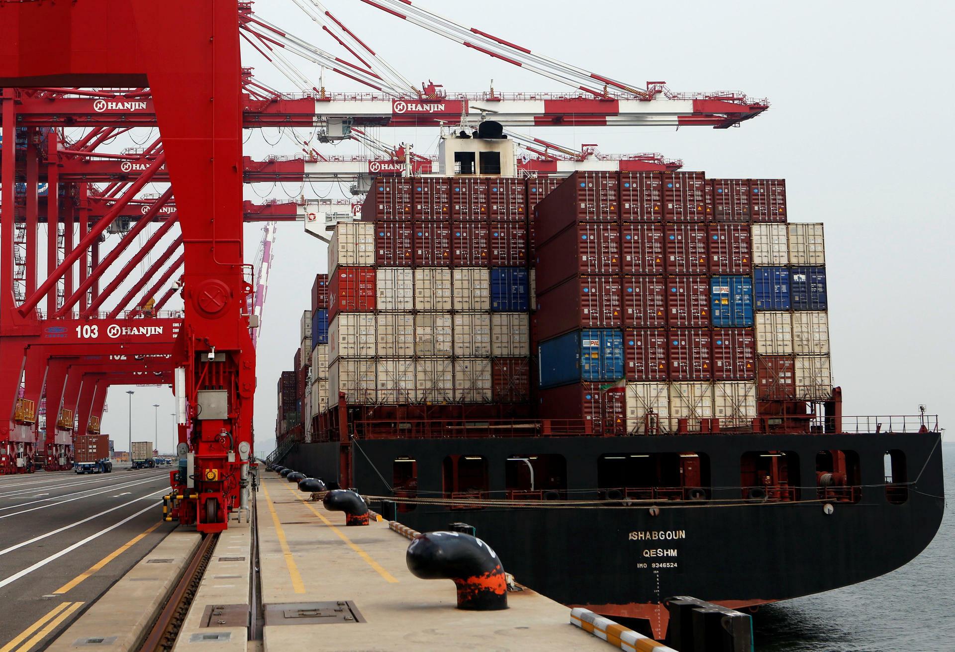 Nach der Pleite von Hanjin Shipping: Schiffe dürfen US-Häfen anlaufen