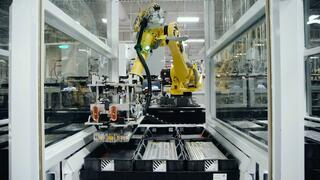 Industrie: Ein Video-Rundgang durch die Gigafactory