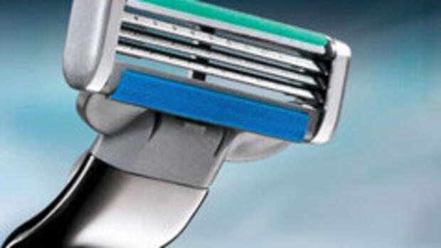 Gillette Mach3 Turbo Quelle: Procter & Gamble