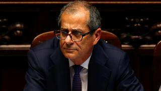 Italien: Italiens Wirtschaftsminister Tria lenkt im Haushaltsstreit ein