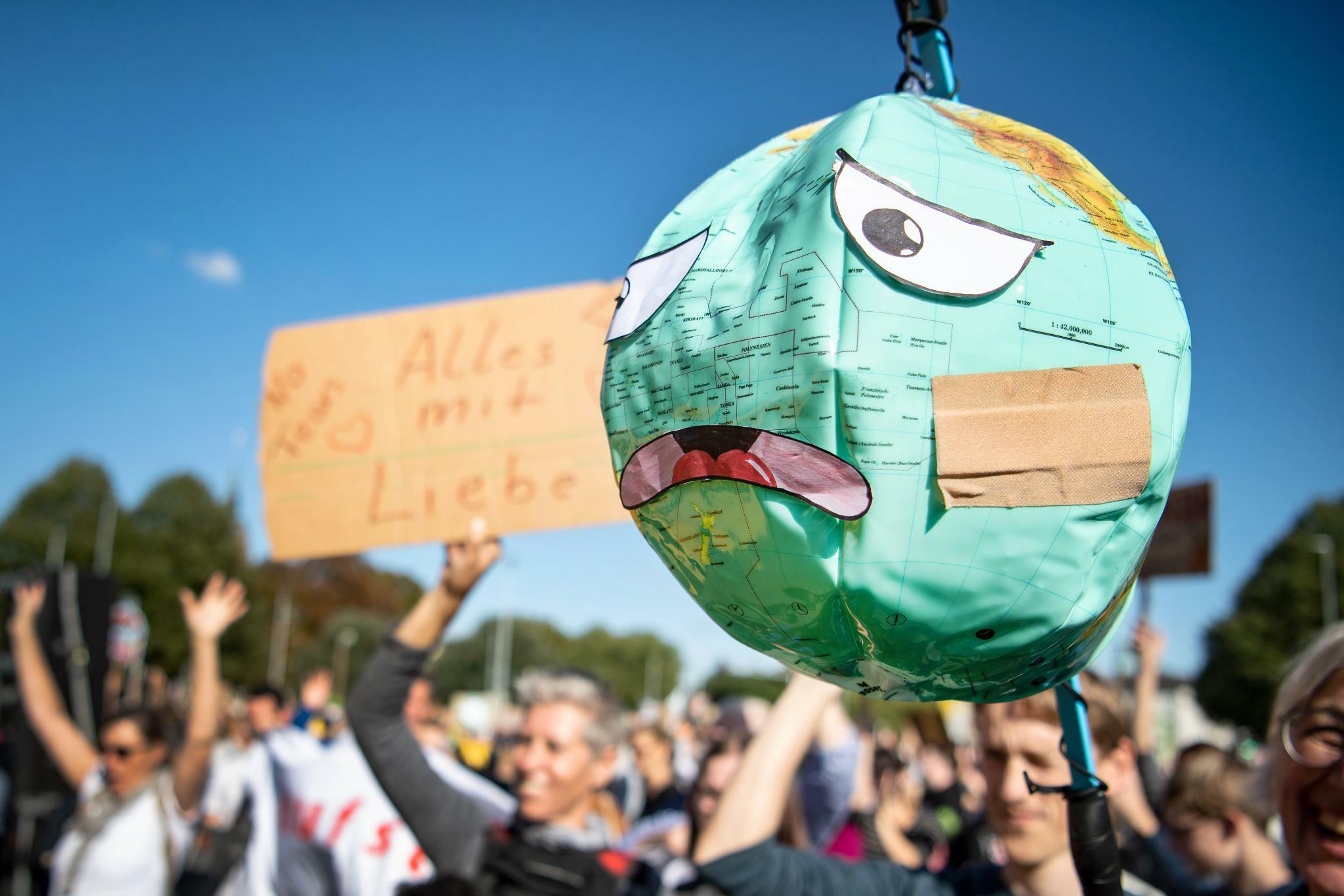 Freiheit oder Klimaschutz