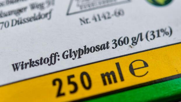 EU-Staaten vertagen Entscheidung zu Glyphosat