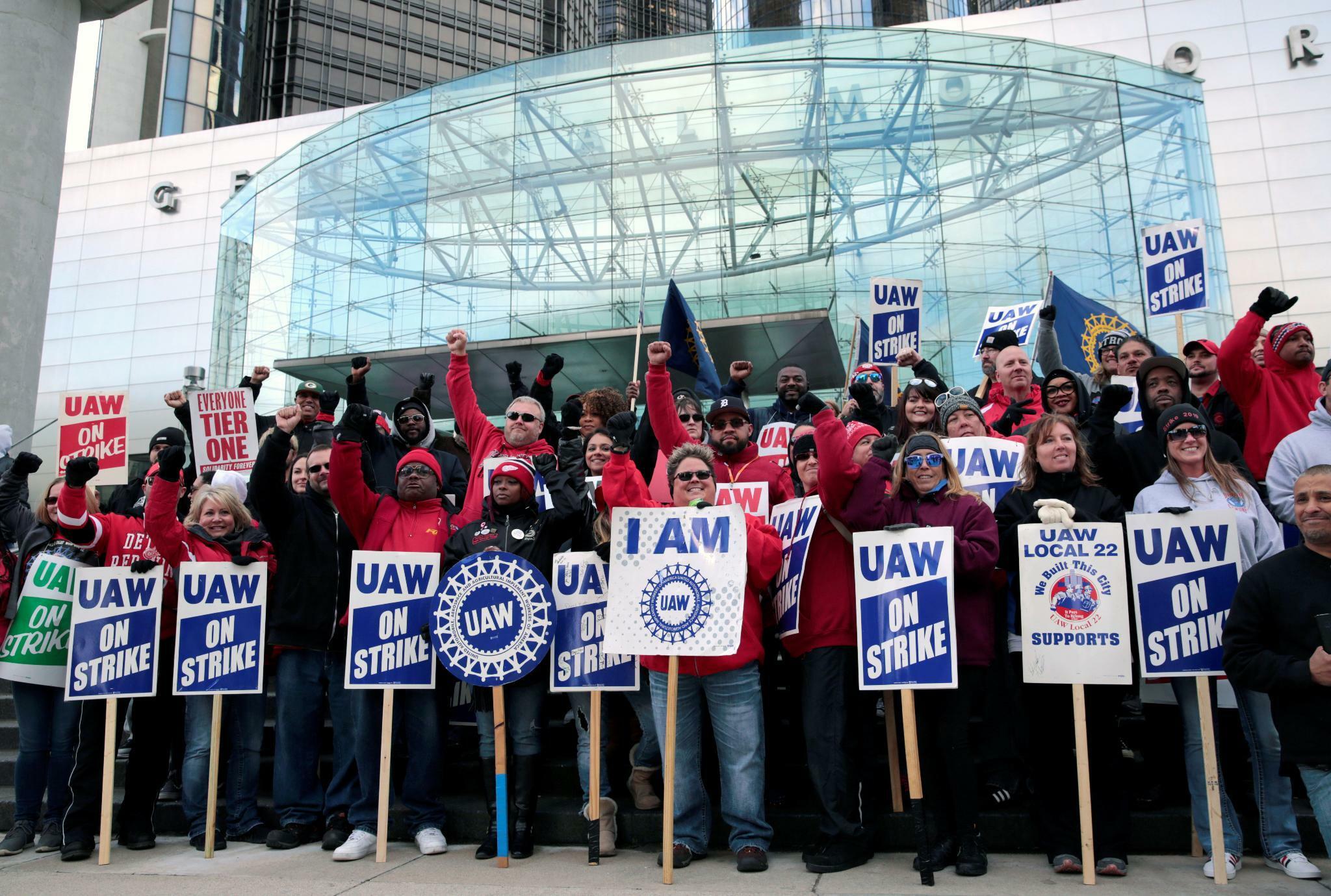 US-Autobauer: Streik bei GM dauert trotz vorläufiger Einigung an
