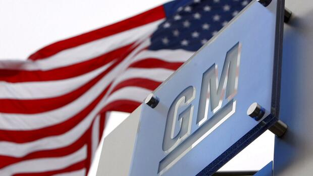General Motors Quelle: dpa