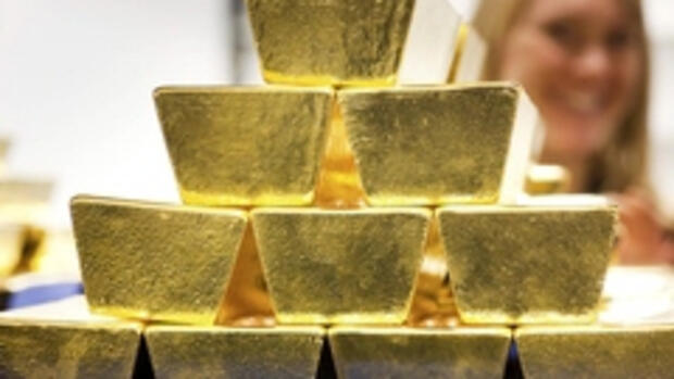 Gold: Die Investitionsanlage Quelle: dpa