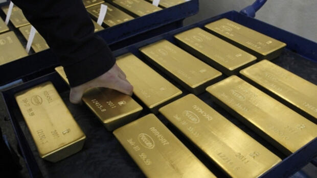 gold Quelle: REUTERS