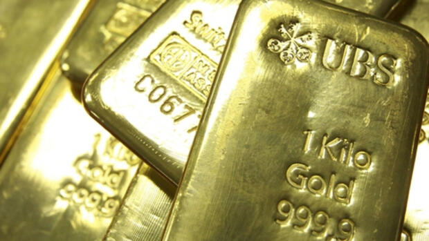 Goldbarren der Bank of Taiwan Quelle: REUTERS