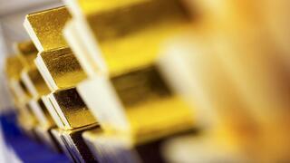 Edelmetall: Goldbestand nach Rekord zum Halbjahr etwas gesunken