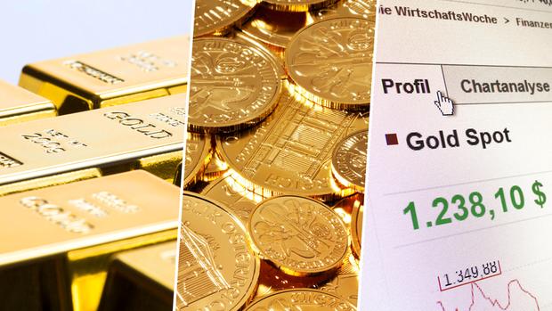 Goldinvestment Goldenes Zeitalter So Gelingt Die Goldanlage