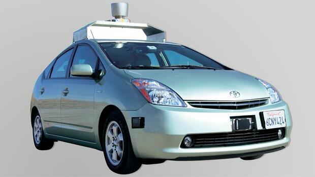 Forschung auf hochtouren die autos der zukunft fahren selbst